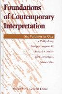 Foundations of Contemporary Interpretation