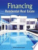 Financing Residential Real Estate