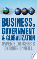 Business  Government and Globalization