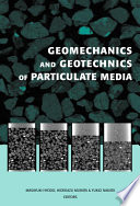 Geomechanics and Geotechnics of Particulate Media