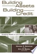 Building Assets Building Credit