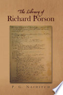 Read Online The Library of Richard Porson For Free