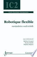Robotique flexible: Manipulation multi-échelle
