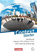 Context Starter/Workbook - Mit Answer Key