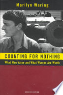 """Counting for Nothing: What Men Value and what Women are Worth"" by Marilyn Waring, University of Toronto Press"