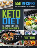 Keto Diet Cookbook for Beginners