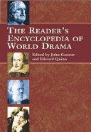 The Reader's Encyclopedia of World Drama