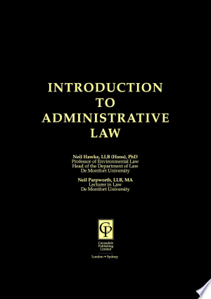 Introduction+to+Administrative+Law
