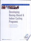 Developing Boxing Based and Indoor Cycling Programs