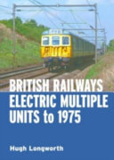 British Railways Electric Multiple Units to 1975