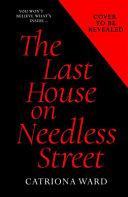 LAST HOUSE ON NEEDLESS STREET. image
