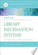 Library Information Systems  2nd Edition Book