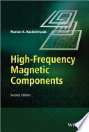 High Frequency Magnetic Components Book PDF