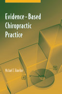 Evidence-Based Chiropractic Practice