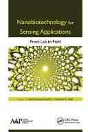 Nanobiotechnology for Sensing Applications