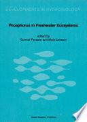 Phosphorus in Freshwater Ecosystems