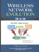 Wireless Network Evolution