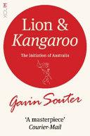 Lion & Kangaroo