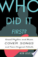 Who Did It First  Book PDF