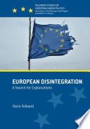 European Disintegration