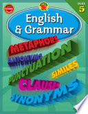 English & Grammar, Grade 5