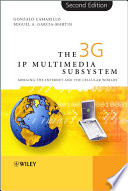The 3G IP Multimedia Subsystem  IMS  Book