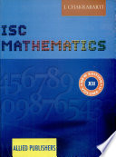 Isc Mathematics