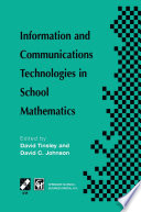 Information and Communications Technologies in School Mathematics