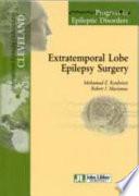 Extratemporal Lobe Epilepsy Surgery