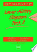 Key Geography Lower Ability Support Pack