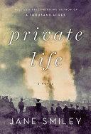 Pdf Private Life