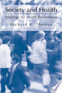 Society and Health Book
