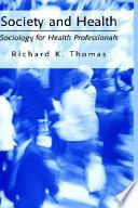 Society and Health