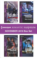 Harlequin Romantic Suspense November 2019 Box Set [Pdf/ePub] eBook