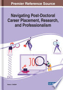 Navigating Post Doctoral Career Placement  Research  and Professionalism