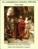 Les contemplations: Autrefois, 1830-1856