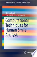 Computational Techniques for Human Smile Analysis Book