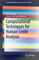 Computational Techniques for Human Smile Analysis