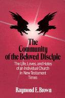 The Community of the Beloved Disciple Pdf/ePub eBook