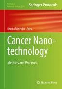 Cancer Nanotechnology