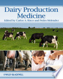 Dairy Production Medicine Book