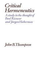 Critical Hermeneutics