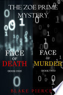 A Zoe Prime Mystery Bundle Face Of Death 1 And Face Of Murder 2  Book