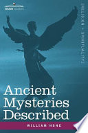 Ancient Mysteries Described