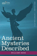 Ancient Mysteries Described Pdf/ePub eBook