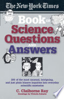 The New York Times Book of Science Questions   Answers Book PDF