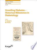 Unveiling Diabetes   Historical Milestones in Diabetology