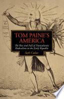 Tom Paine's America Pdf/ePub eBook