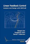 Linear Feedback Control Book