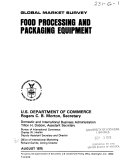 Food Processing and Packaging Equipment